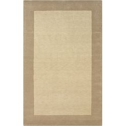 Platoon Light Beige Solid Rug