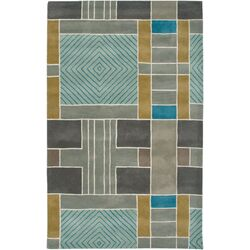 Volare Light Blue Area Rug