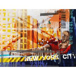 NY Urban 12 Art-for-You Graphic Art on Canvas