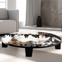Walk on By Coffee Table