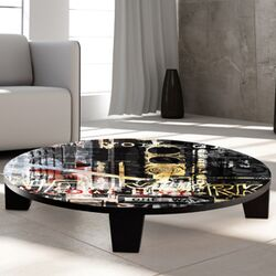 Pop City 8 Coffee Table