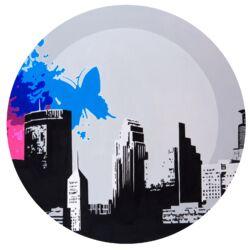 City Vibes 1 Graphic Art
