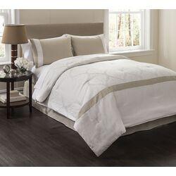 Angelica 4 Piece Comforter Set