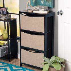 Serena 3 Drawer Storage Unit