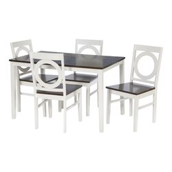 Jenna 5 Piece Dining Set