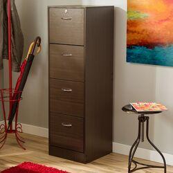 Jade 4-Drawer Filing Cabinet
