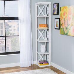 Harper Corner Bookcase