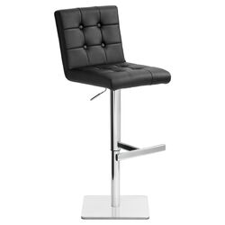 Briana Adjustable Height Bar Stool