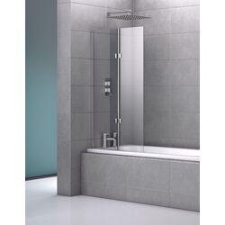 Cubico Genoa Fameless Double Bath Screen