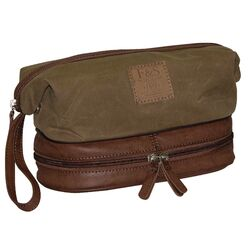 Field and Stream Bottom Zip Travel Kit