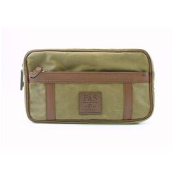 Field and Stream Double Zip Travel Kit