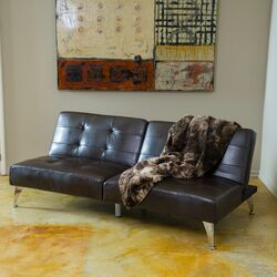 Castletown Click-Clack Oversized Convertible Sofa