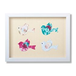 Graham and Brown Birds Framed Graphic Art