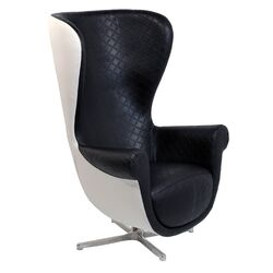 Cadee Martin Tall Back Arm Chair