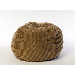 Chenille Corduroy Puff Ball� in Coffee