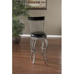 Torrance Swivel Bar Stool with Cushion