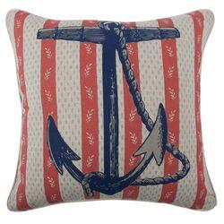 Vineyard Anchor Pillow