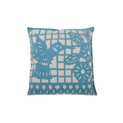 Mod Mex Accent Pillow Hummingbird