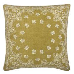 Fragments Bandana Pillow