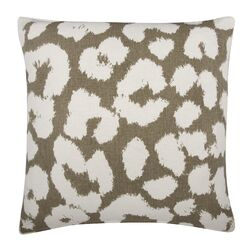 Fragments Leopard Pillow