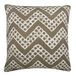 Fragments Chevron Pillow