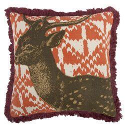 Menagerie Deer Pillow