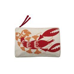 Lobster Cosmetics Bag