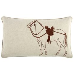 Thoroughbred 12x20 Pillow