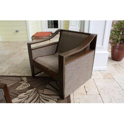Venetian Sling Patio Lounge Chair