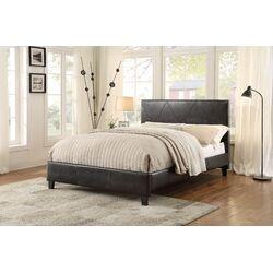 Deleon Upholstered Panel Bed