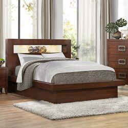 Arata Panel Bed