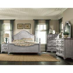 Michael Amini Windsor Court Panel Customizable Bedroom Set
