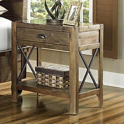River Ridge 1 Drawer Nightstand