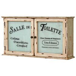 Vintage Boulevard Salle de Toilette Cabinet