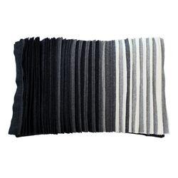 Graduated Stripe Throw Pillow