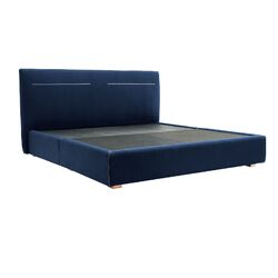 Silas Queen Panel Bed