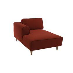 Liam Right Chaise Modular Sofa