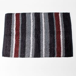 Evan Stripe Bath Rug