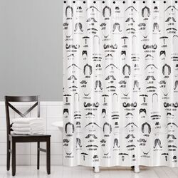Barber Shop Shower Curtain