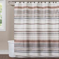 Colorware Stripe Shower Curtain