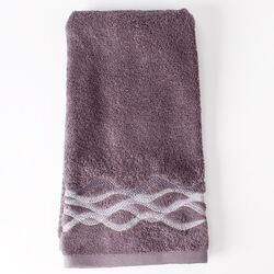 Sketchbook Waves Hand Towel