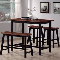Tyler 4 Piece Counter Height Dining Set