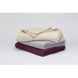 Big Sur Cotton Throw Blanket