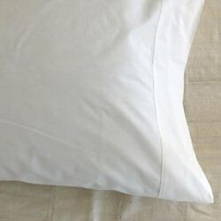 Percale 300 Thread Count Pillowcase