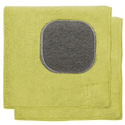 Dishcloths with Scrubber