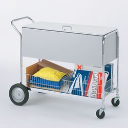Metaltex 4 Tier Rolling Cart Amp Reviews Wayfair