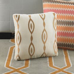 Hazan Cilla Woven Decorative Pillow