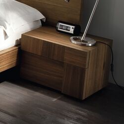 Air 2 Drawer Right Nightstand