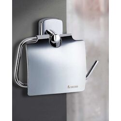 Smedbo-Cabin Wall Mount Spare Toilet Roll Holder