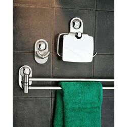 Smedbo-Club Wall Mount Spare Toilet Roll Holder